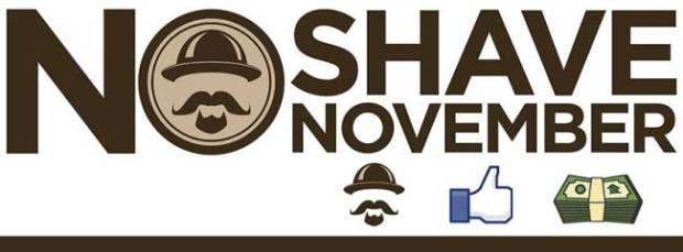 no-shave-november-logo